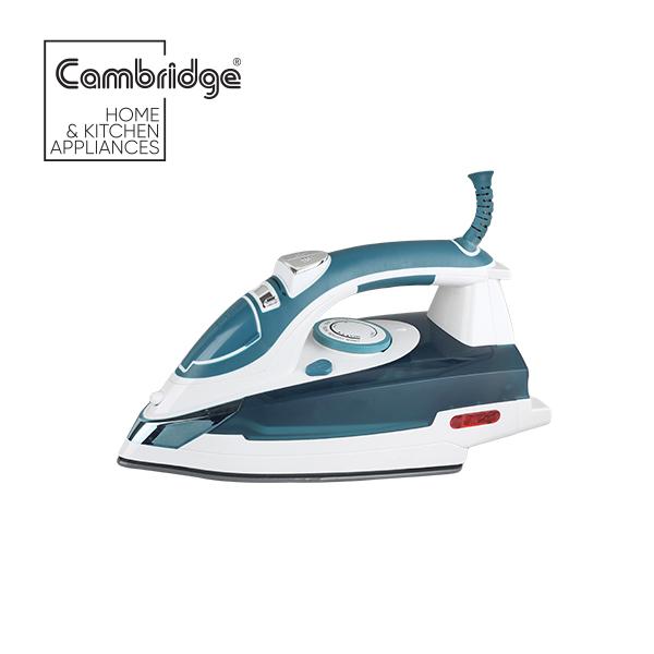 cambridge Official ST 784 - Steam Iron - Multicolour