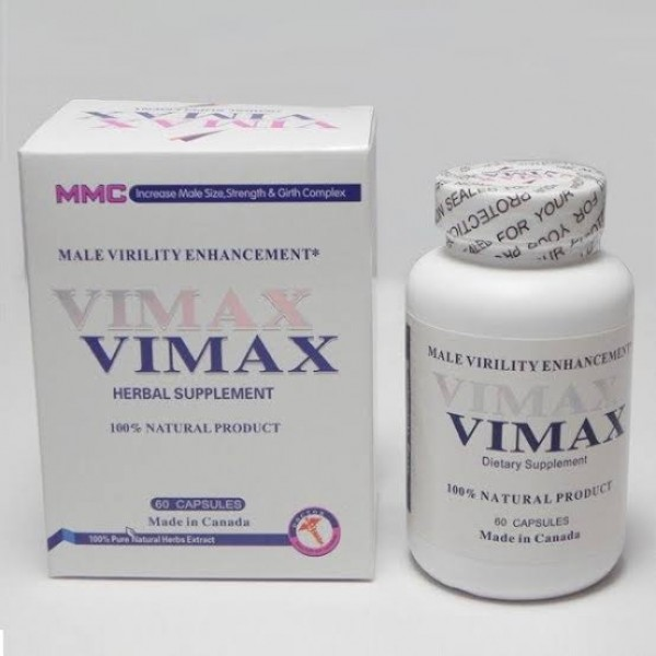 Vimax 60 Canadian Original