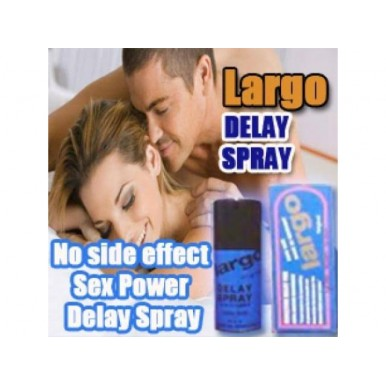Largo King Size Delay Spary For Men (German)