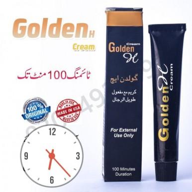 Golden H Timing Cream For Men