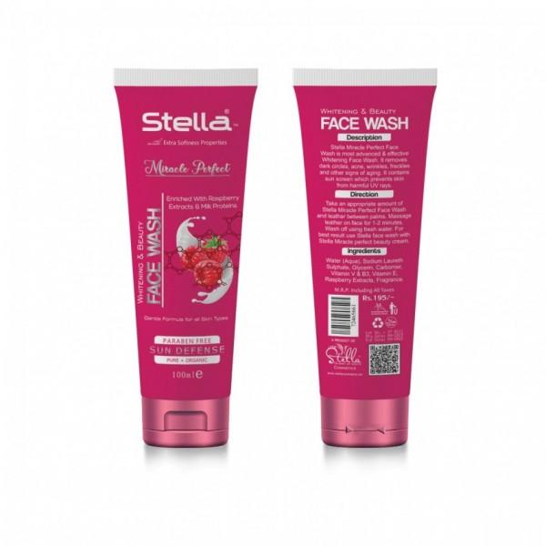 Stella Miracle Beauty Facewash 100ml