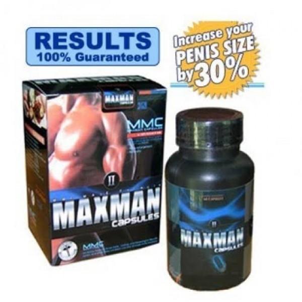 Maxman 60 Capsules For Men Original