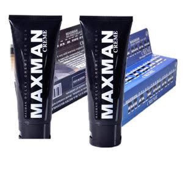 Maxman black Penis Enlargement Cream