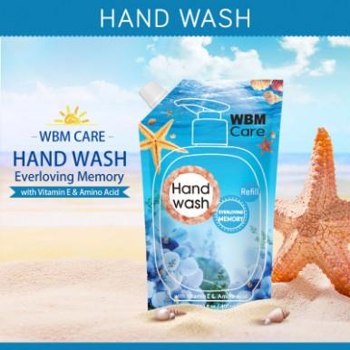 WBM Care High Quality Liquid Hand Wash Refill - 400 ML