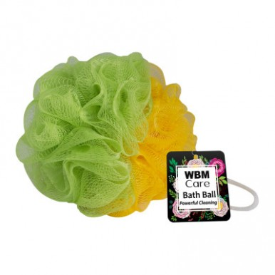 WBM Care High Quality Bath Balls -Green