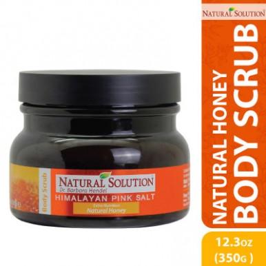 Natural Solution Natural Honey Extra Nutrition Body Scrub-350g