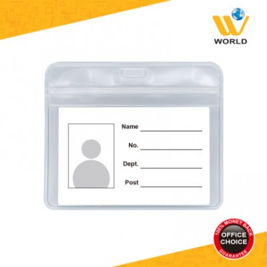 W World PVC High Quality Material Cards Cover- 12 Pcs