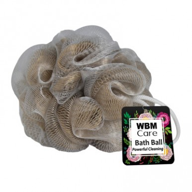 WBM Care Net bath ball Powerful bath cleaning tool