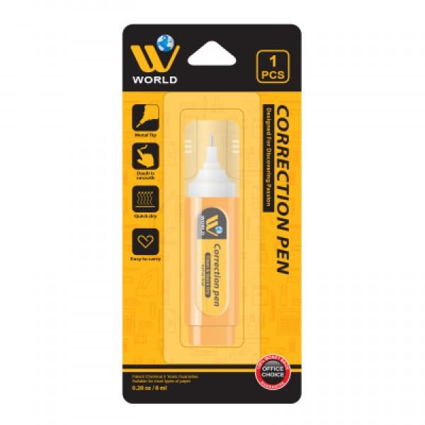 W World Correction Pen
