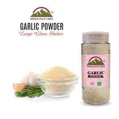 Organic Garlic Powder Large Shaker-255G