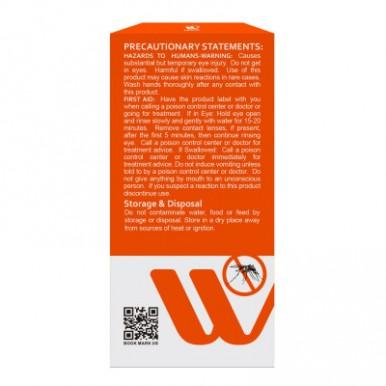WBM Home High Quality Mosquito Repellent Liquid Rose-45ml