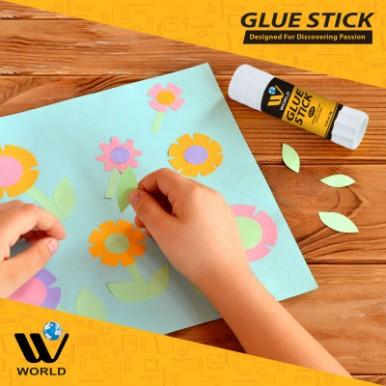 W World Glue Stick