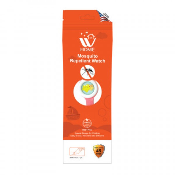 WBM Home Mosquito Repellent  Watch Star Fish-Natural essential oil