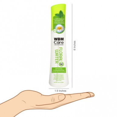 WBM Care water floral Spray Cooling and refreshing