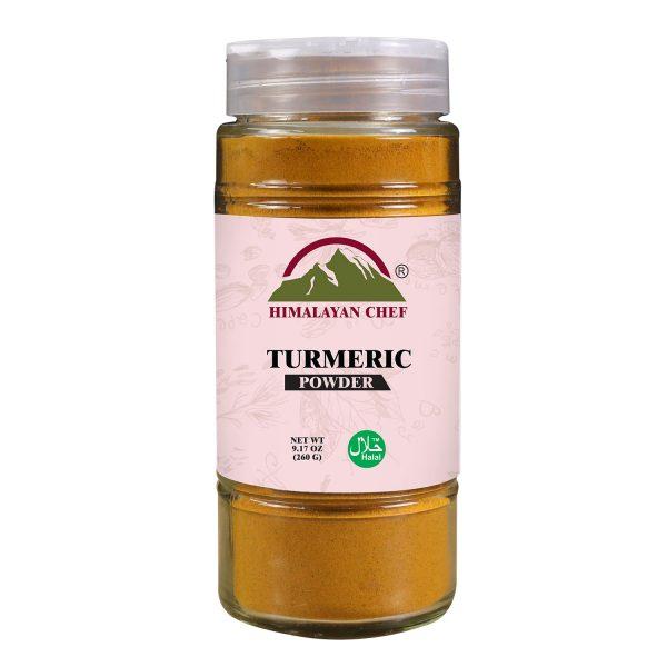 Himalayan Chef Turmeric Powder Plastic Shaker-260G