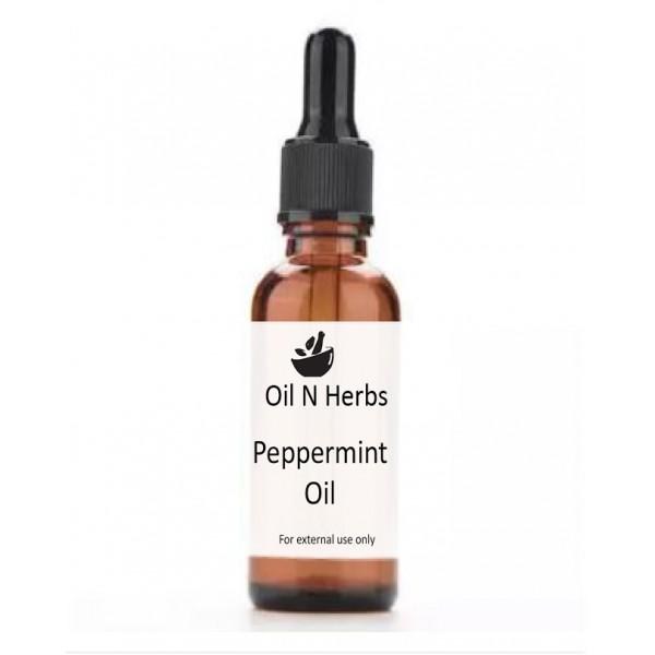 Podina Oil (Peppermint Oil)