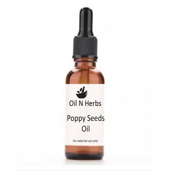 Poppy Seeds Oil best for Hair and Skin