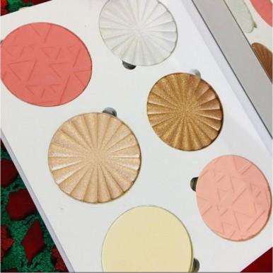 Beauty Highlighter Makeup kit