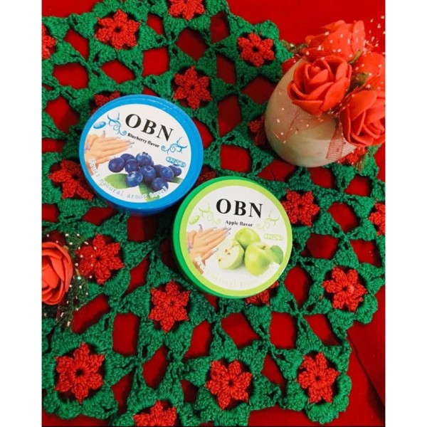 Pack Of 2 OBN Nail paint remover wipes 32PCS