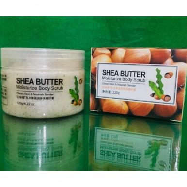 Moisturize body Scrub Shea Butter