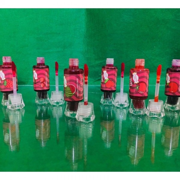 Pack of 6 Water Candy tint Fruity