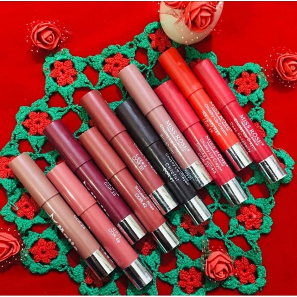 Lip Crayon Miss Rose professional