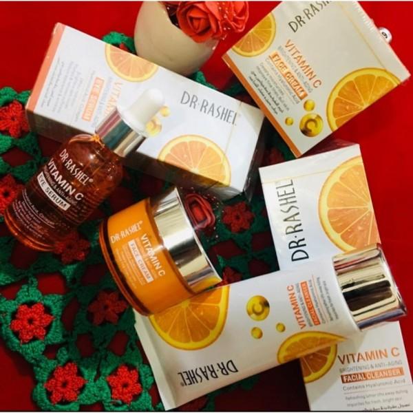 Set of perfect skin Care Product / Dr. Rashel vitamin c