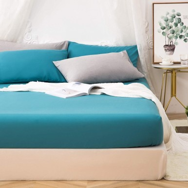 Fitted Style Jersey Bed Sheets