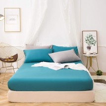Fitted Style Jersey Bed Sheet
