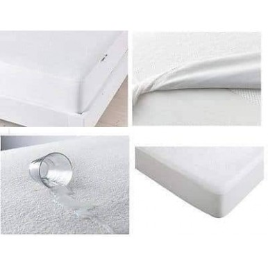 Waterproof Mattress Protector Sheet for king size (72inches x 78inches)
