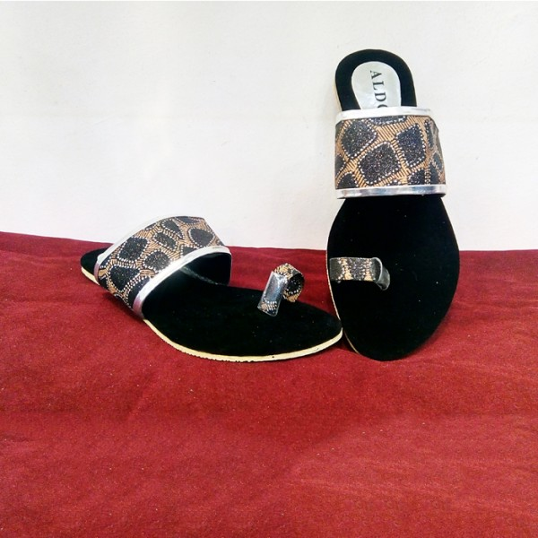 Ladies Casual Flat Slippers