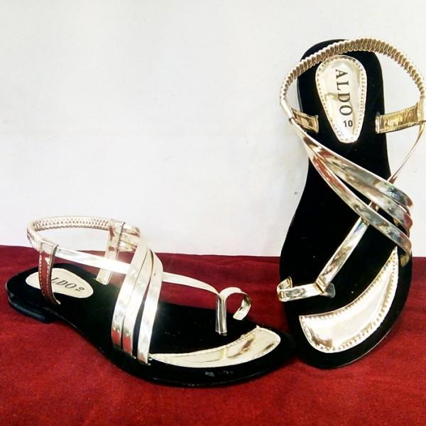Stylish Flat Ladies Slippers