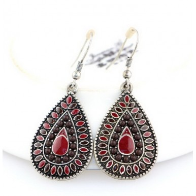 New Arrival Bohemian Style Vintage Retro Drop Earrings For Her