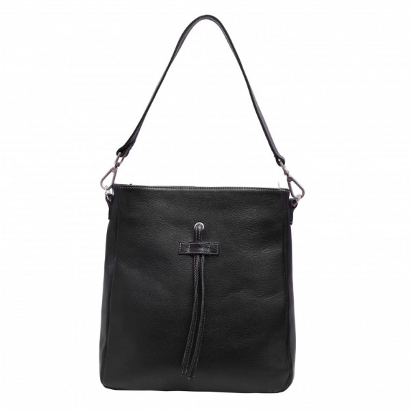 Ladies Handbag in Pure Cow Leather material