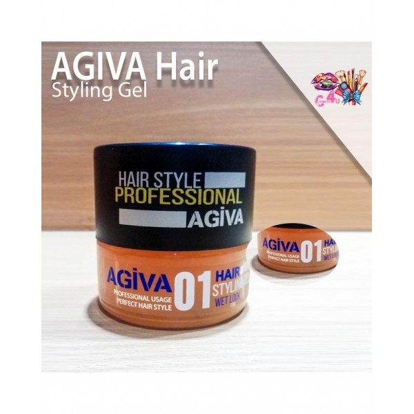 Agiva Hair Styling Gel