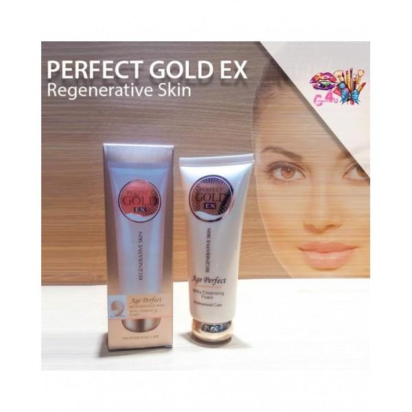 Perfect Gold Ex Regenerative Face Cleanser