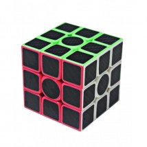 Puzzle Toys 3X3X3 Mind Challenging Speed Cube - Stickerless