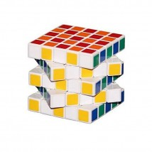 Puzzle Toys 5X5 Rubiks Cube For Mind Challenge - Mind Mathematics