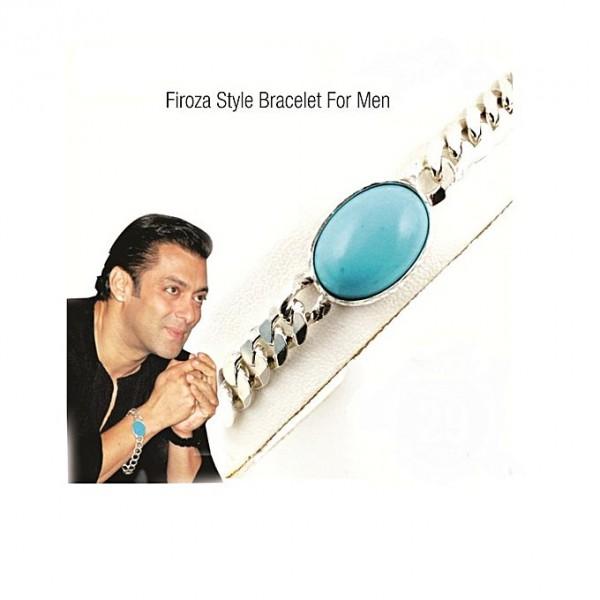 3D Metal Model New Salman Khan Style Bracelet 2018