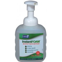 COVID PROTECTION DEB INSTANTFOAM SANITIZER 400ML