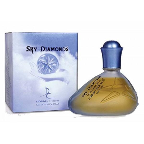 SKY DIAMONDS BY DORALL COLLECTION PERFUME FOR WOMEN 100 ML EAU DE PARFUM SPRAY