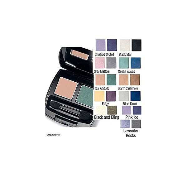 Avon True Colour Eye Duo BLUE DUET