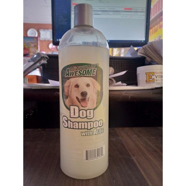 DOG SHAMPOO WITH ALOE 976 ML
