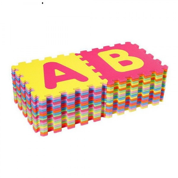 EVA Construct Building Blocks Puzzles or Floor mats(26 Pieces)
