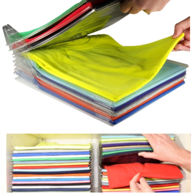 Organizer Of Closet For Clothes or Office Documents - Multipurpose