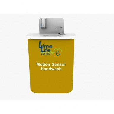Portable Hand Wash System - Automatic Motion Sensor