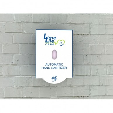 Automatic Sanitizer Dispenser with Cover Box (wall mount)