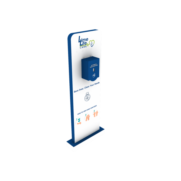 Automatic Sanitizer Dispenser Pods With Cover Box