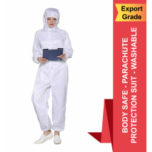 Body Safe - Parachute Protection Suit - Washable - Export Grade