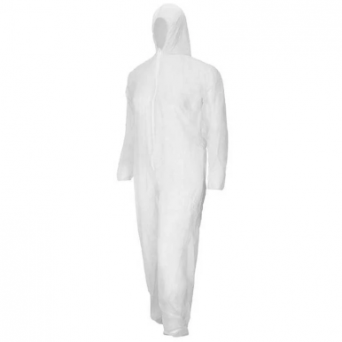 Body Safe - Non-Woven protection suit - Disposable - 80 Gsm